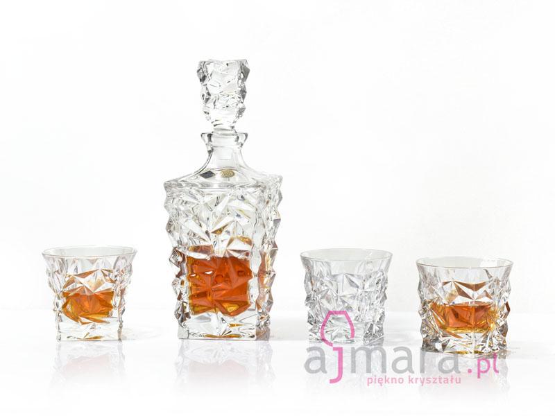 Zestaw do whisky Glacier