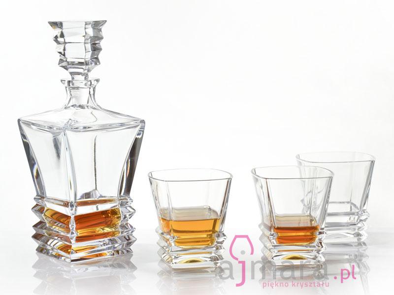 Bohemia Rocky - zestaw do whisky
